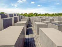 Denkmal, Berlim Imagens de Stock Royalty Free