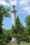 Denkmal der Gefängnis-Lieferungs-Märtyrer, New York City Stockfotografie