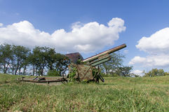 Denkmal des Balkankriegs Lizenzfreie Stockfotografie