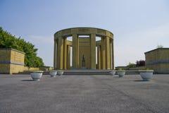 Denkmal des Königs Albert I Lizenzfreie Stockfotos