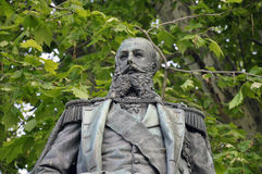 Denkmal des Kaisers Maximilian von Mexiko, Wien lizenzfreie stockbilder
