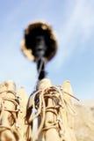 Denkmal des Soldaten stockfoto