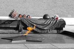Denkmal des unbekannten Soldaten lizenzfreie stockfotografie