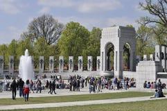 Denkmal des Zweiten Weltkrieges Stockbilder