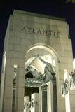 Denkmal des Zweiten Weltkrieges - Atlantik Stockfotos