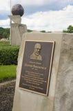 Denkmal Dutton Brookfield Stockbild