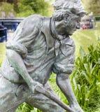 Denkmal für königliche Kanal Navvies Stockbild