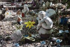 Denkmal für verlorene Kinder Stockfotos
