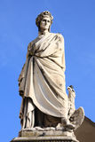 Denkmal in Florenz Stockfotografie