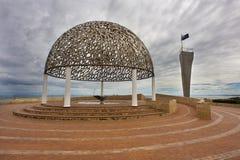 Denkmal HMAS Sydney 2, Geraldton Lizenzfreie Stockfotos