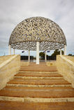 Denkmal HMAS Sydney 2, Geraldton Lizenzfreie Stockbilder