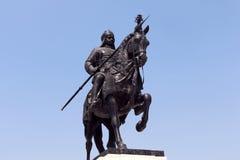 Denkmal Maharana Pratap, Udaipur, Rajasthan Lizenzfreie Stockbilder
