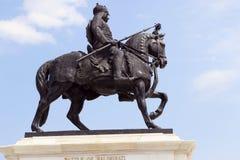 Denkmal Maharana Pratap, Udaipur, Rajasthan Stockbild