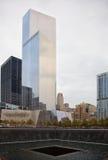 Denkmal 911 in NYC Stockfoto