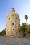 Denkmal in Sevilla Stockfoto
