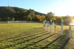 Denkmal SIEV X - Canberra stockfotografie
