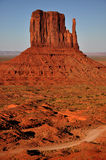Denkmal-Tal-Navajo-Inder-Stammes- Park-Panorama Lizenzfreie Stockbilder