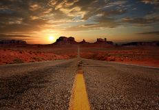 Denkmal-Tal-Stammes- Park, Navajo-Nation, Arizona und Utah, USA lizenzfreie stockfotografie