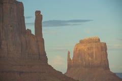 Denkmal-Tal in Utah Stockfotografie