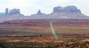 Denkmal-Tal, Utah, USA Stockfotografie
