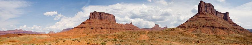 Denkmal Valey Panorama Stockbild