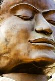 Denkmal von Buddha, Ruinen des alten Tempels Lizenzfreie Stockbilder
