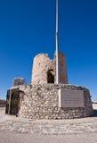 Denkmal von Kriegs-Opfern im Fort-Saint Nicolas (1664). Marseille Stockfotografie