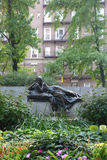 Denkmal zu den titanischen Opfern Lizenzfreies Stockbild