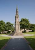 Denkmal zu Edward-akroyd Stockfoto