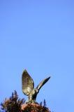 Denkmal zu einem Adler Lizenzfreie Stockfotografie