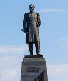 Denkmal zum Admiral Nakhimov in Sewastopol Stockfotografie