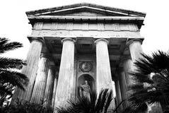Denkmal zum Sir Alexander Ball Stockbilder