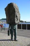 Denkmal zum unbekannten Bürokraten Stockfoto