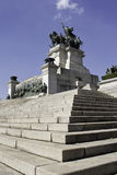 Denkmal zur Unabhängigkeit von Brasilien Stockfotos