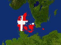 Denmark Royalty Free Stock Image