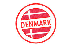denmark illustration libre de droits