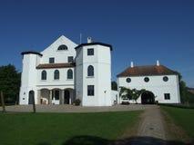 2008 denmark Aabenraa Château de Brundlund Image libre de droits