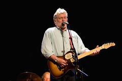 Denmark april 2008: Fairport Convention on stage Stock Images