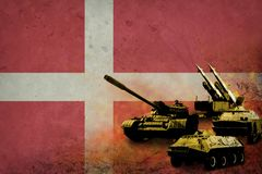 Denmark army, military forces Stock Photography