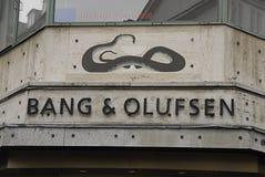 DENMARK_BANG & OLUFSEN Royalty Free Stock Photos