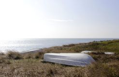 Denmark at Beach Stock Photo