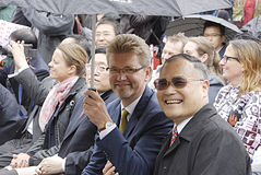 DENMARK_BEIJING-WOCHE Lizenzfreie Stockfotografie