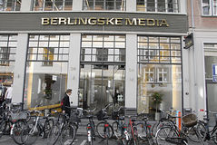 DENMARK_BERLINGSKE????? 图库摄影