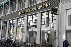 DENMARK_BERLINGSKE MEDIA HAS BEEN SOLD Royalty Free Stock Photo