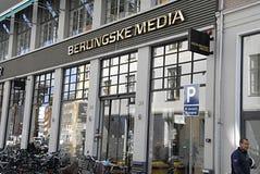 DENMARK_BERLINGSKE MEDIA HAS BEEN SOLD Royalty Free Stock Photo