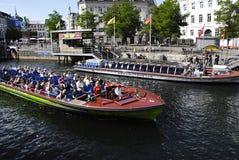 DENMARK_BOAT TOURISM Stock Photos