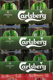 DENMARK_carlsberg beer Royalty Free Stock Photography