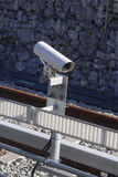 DENMARK_CCTV Royalty Free Stock Photography