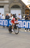 Denmark,Cecile Uttrup. UCI road world championshi Stock Images