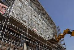 DENMARK_condo construction Stock Photos